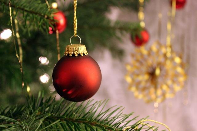 vánoční ozdoba