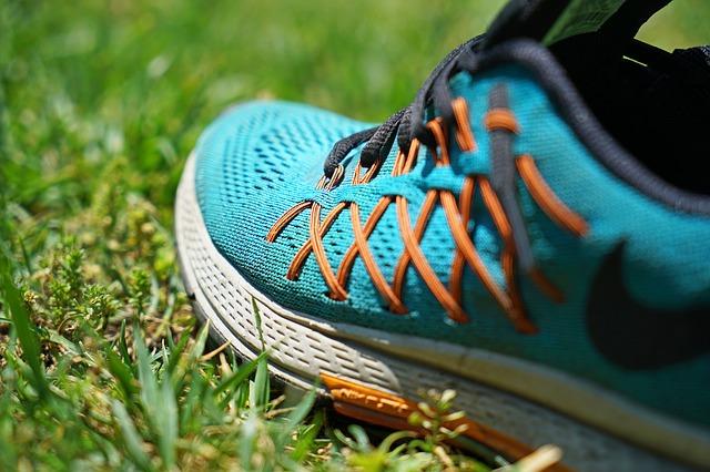 modrá bota
