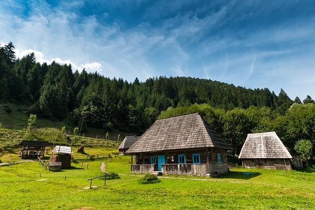 Podkarpatská Rus je příslibem krásné dovolené