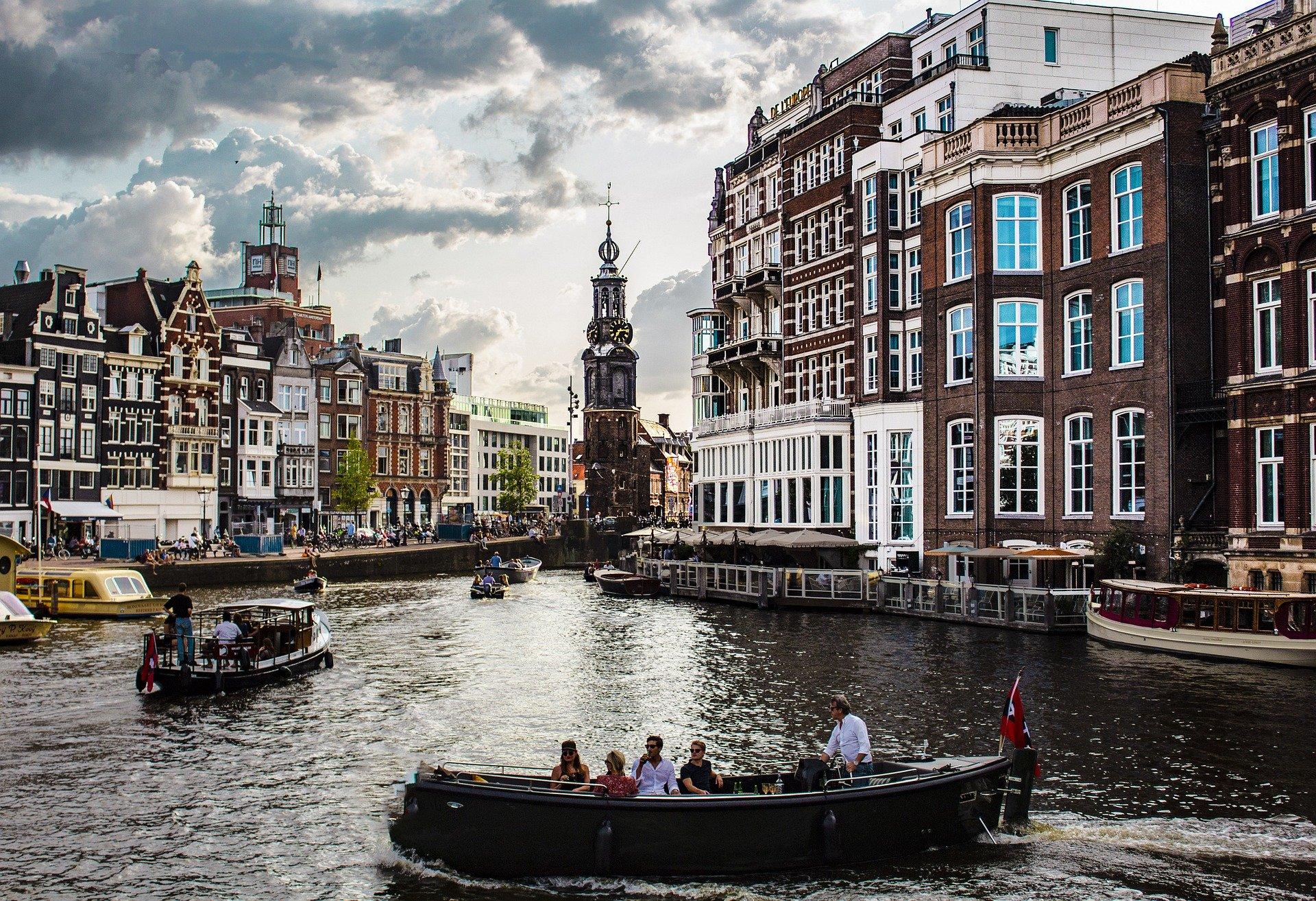 Tipy na výlet v Amsterdamu